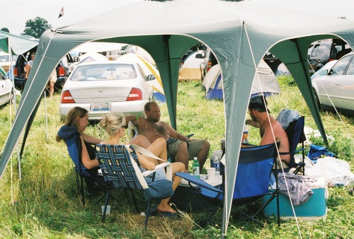 Bonnaroo Music Festival in Manchester, Tennessee