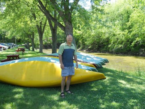 WRO canoe rentals