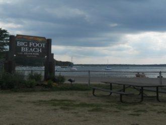 Big Foot Beach State Park Lake Geneva Wisconsin