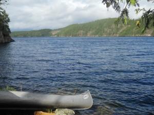 Quetico Provincial Park Agnes Lake