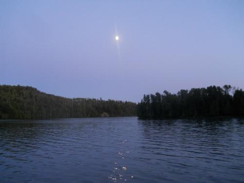 Quetico Provincial Park - Lake Agnes