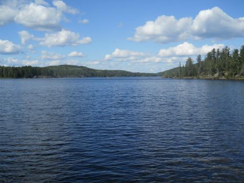Quetico Provincial Park - Kewoutum Lake