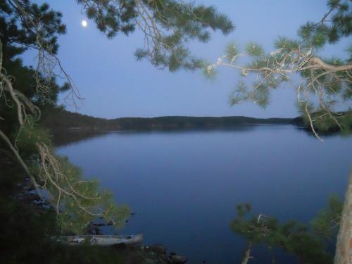 Quetico Provincial Park - Lake Kawnipi