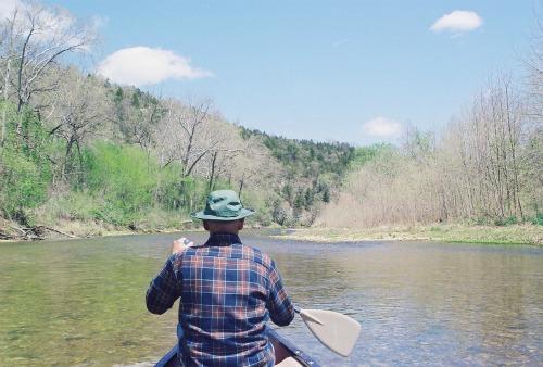 Jack's Fork in the Ozark Scenic Riverways