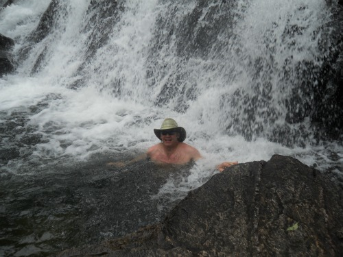 Quetico Provincial Park Louisa Falls