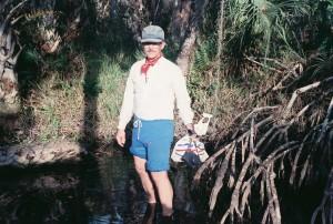 Everglades National Park family affair