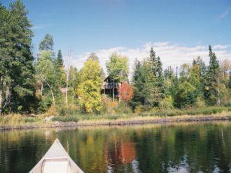 Gull Lake Cabin