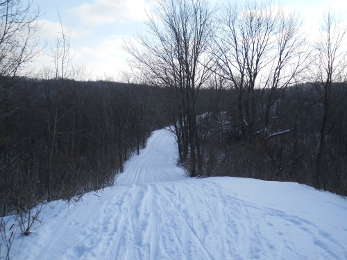 cross-country ski destinations in southern Wisconsin