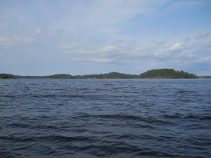 Cache Bay Quetico