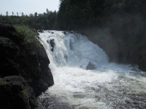 Silver Falls Canada waterfalls inspire adventure travel
