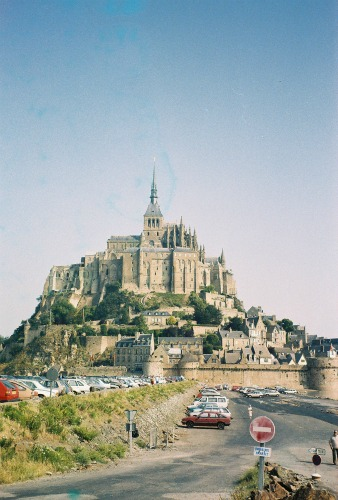 Mt. St. Michel France