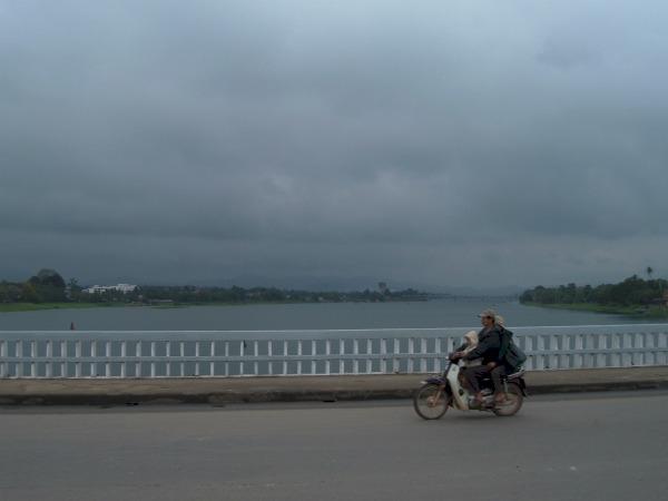 Perfume River Hué, Vietnam