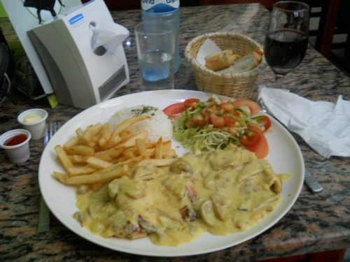 Costa Rica cuisine