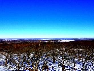 Lampham Peak Kettle Moraine Wisconsin