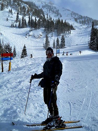 Skiing Salt Lake City