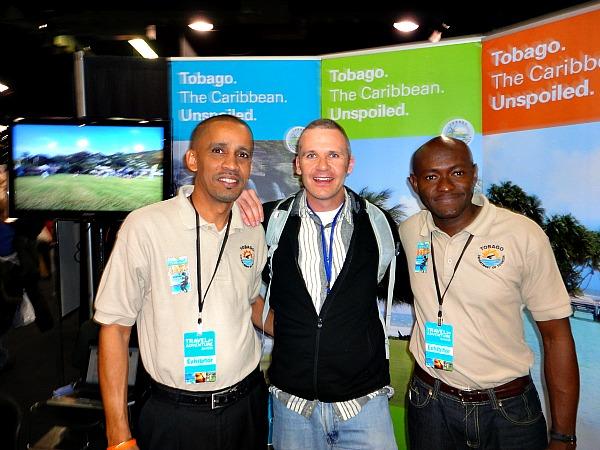 Trinidad & Tobago at the Chicago Travel & Adventure Show