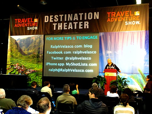 Chicago Travel & Adventure Show next trip