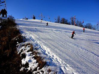 Sunburst Ski Area Wisconsin
