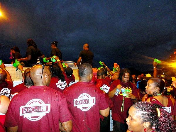 J'Ouvert Chocolate City Trinidad & Tobago Carnival