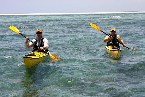 Kayaking Africa Tanzania
