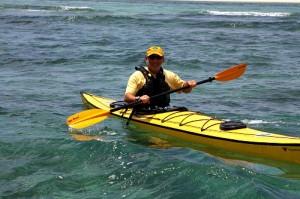 Kayaking Tanzania