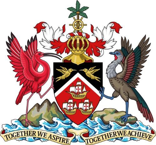 Trinidad & Tobago coat of arms