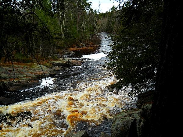Peshtigo River Wisconsin