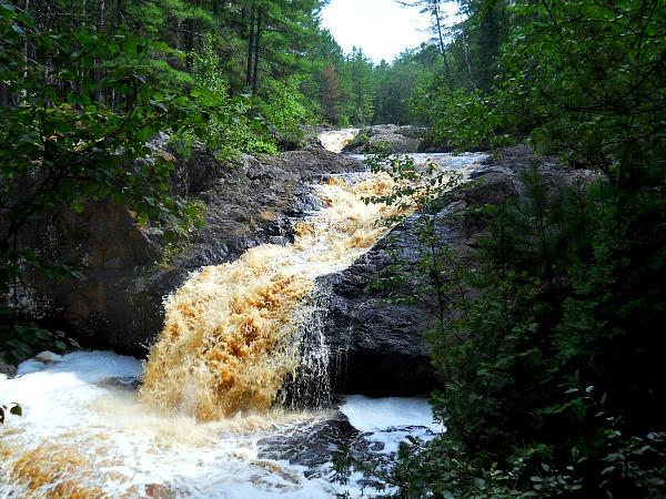 Amnicon Falls Wisconsin