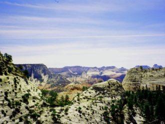 Mt. Zion National Park
