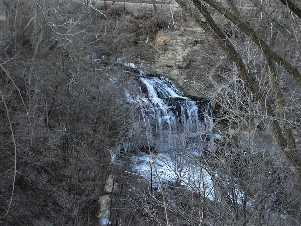 Cascade Falls Osceola Wisconsin