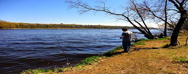 Walleye Days in Nekoosa, Wisconsin