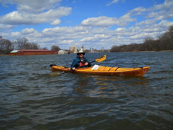 Kayaking the Illinois River
