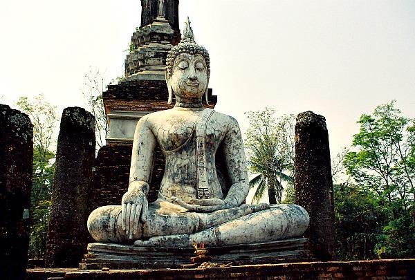 Sukothai Buddhist image