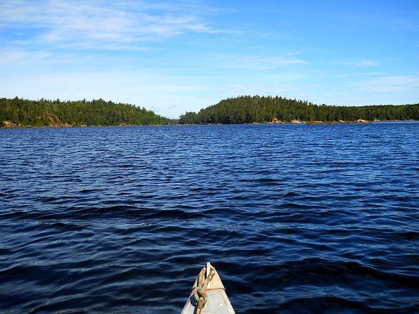 Lake Kawnipi Quetico