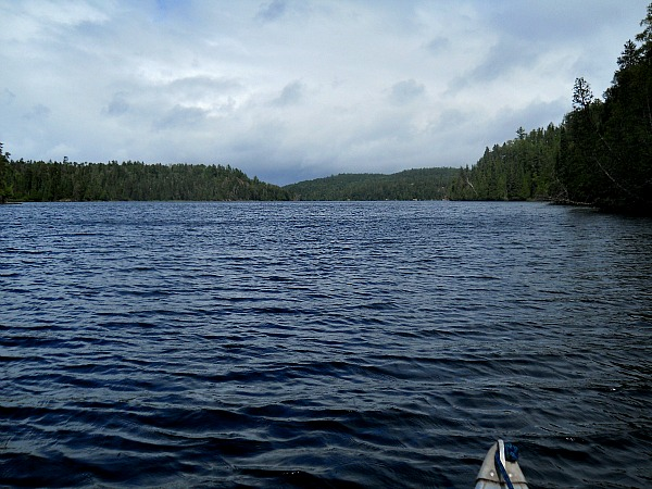 Agnes Lake Quetico