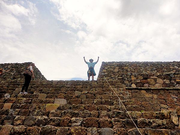 Puebla Mexico Olmec Ruins