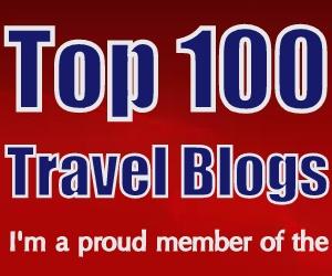 Nomadic Samuel's Top 100 Travel Blogs