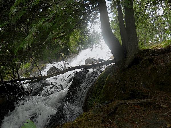 Louisa Falls Quetico
