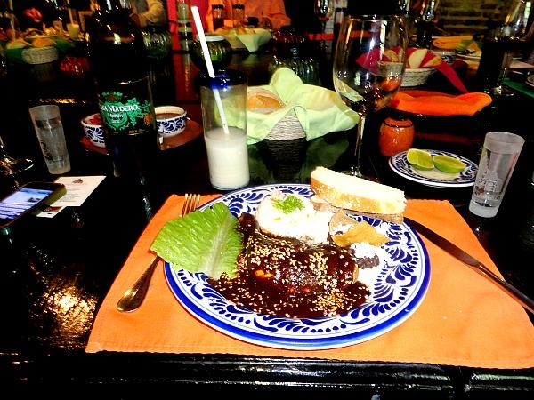 Mole Pablano Puebla