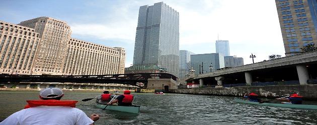 Leinenkugel's Chicago River