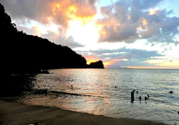 Macqueripe Beach Trinidad & Tobago