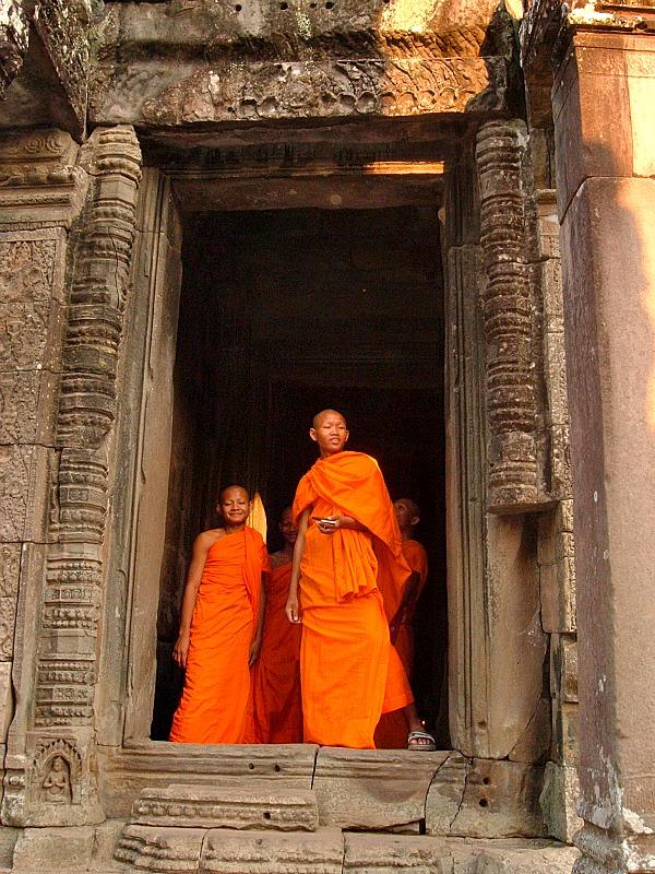 Angkor Wat Temples Cambodia