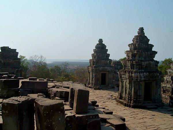 Phnom Bakheng Temple Angkor Wat