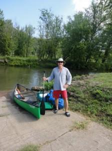 Paddling Kickapoo River