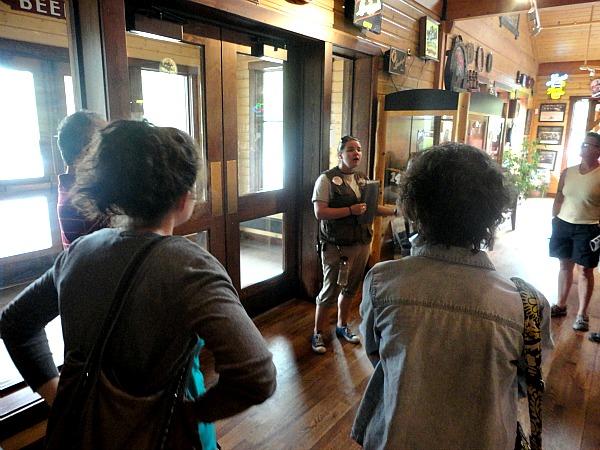 Leinenkugel's lodge brewery tour