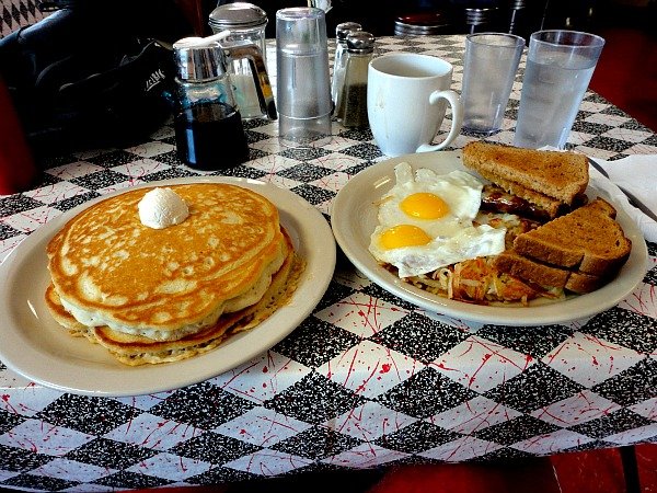 Wisconsin pancakes