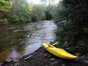 Pine Tree Canoe Landing Brule River