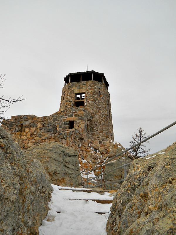 Harney Peak Black Elk Wilderness