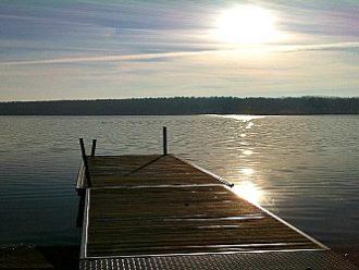 Pierce Lake Rock Cut State Park
