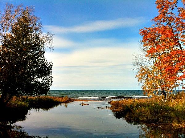 Porcupine Mountains Lake Superior